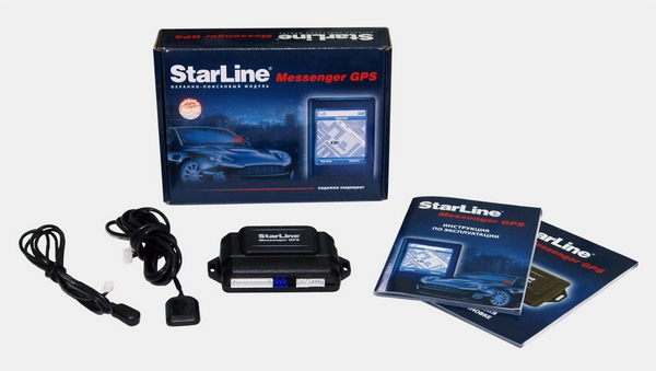 StarLine Messenger GPS